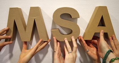 Verstärkung für das MSA-Team gesucht!