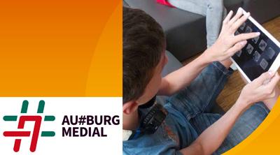 """Au#burg medial – Partizipation in der digitalen Welt"""