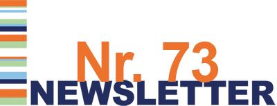 Newsletter Nr. 73 ist da!