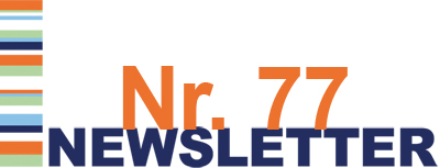 Newsletter Nr. 77 ist da!