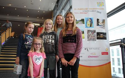 13. Augsburger Kinderfotopreis in Stadt und Landkreis – Besucherrekord im Kinosaal