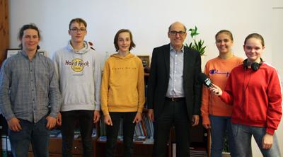 Jugendradio-Projekt im Kinder- und Jugendhaus Lehmbau