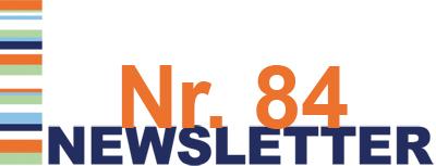 Newsletter Nr. 84 ist da!