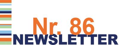 Newsletter Nr. 86 ist da!